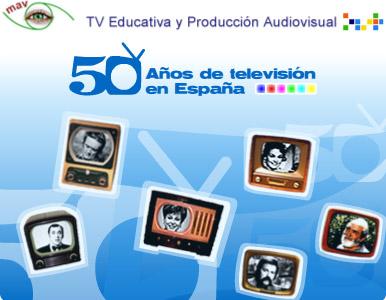 50 años de tv en España