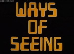 Modos de ver - Ways of seeing